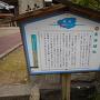 長浜城 案内板