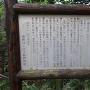 丸子稲荷神社の案内板