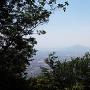 高祖城 上ノ城からの眺望