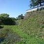 石垣と堀2