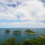 雑賀先灯台からの眺望