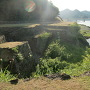 水ノ手の川側の景観