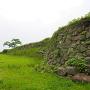 石垣◆二の丸下の段