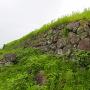 石垣◆二の丸上の段