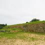 本丸正門の石垣