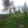 南郭の城塁