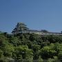 和歌山城、西の丸広場から