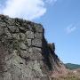 主曲輪の石垣