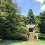 本丸にある霞神社