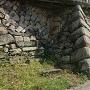 黒田の石垣