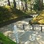 長坂門跡の虎口