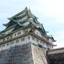 名古屋城天守を望む