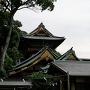 浅間神社拝殿