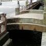 浅間神社総門前の橋