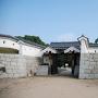 本丸厩口門(城内側から)