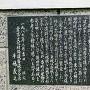 田内城跡(由来)