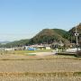 陣屋跡から柳生古城