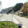 国道101号線沿いの駐車場(39.903048,139.894625)