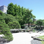 旧徳島城表御殿庭園(枯山水部分)
