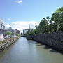 内堀(数寄屋橋から)