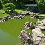 表御殿庭園 築山泉水庭(2)