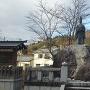 霊山神社の北畠顕家卿