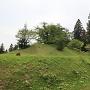 稜堡砲台の堀切