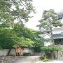 岡崎城入口です。