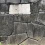 切込みハギの石垣