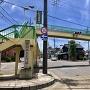 加納城 大手門跡