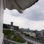 清明櫓から富士見櫓