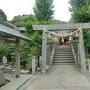 城址(安乗神社)