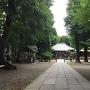平塚神社境内