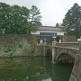皇居正門と石橋