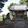 諏訪神社本殿