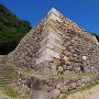 三階櫓石垣
