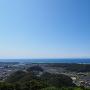 天守櫓からの眺望