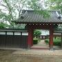 薬医門(逆井城址公園に移築)