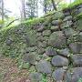 三の丸石垣