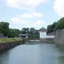 本丸櫓門(北側から)