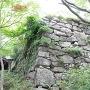 石垣 二の丸