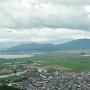 二ノ丸からの眺望