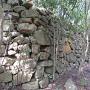 西の丸・南側石垣