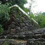 石垣と石段