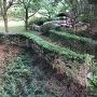 土橋と空堀