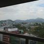2016年11月訪問熊本市役所から飯田丸