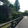 欄干橋から頬当御門