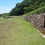 大手山門の石垣