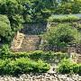 川手櫓跡及び腰曲輪跡石垣