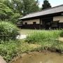 陣屋門・築地塀・水堀